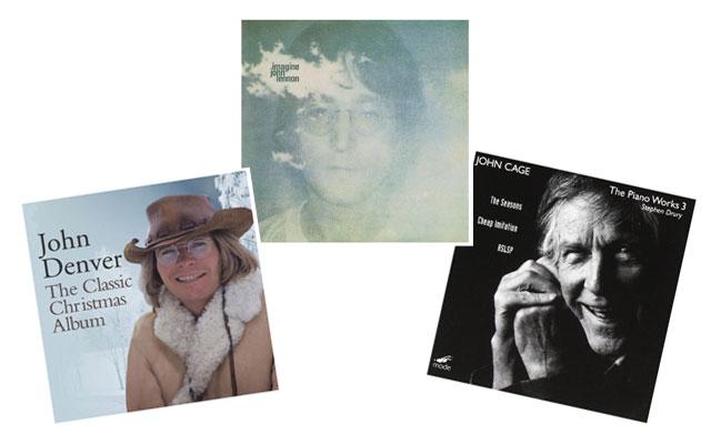 音楽とマクロビオティック~三人のジョン