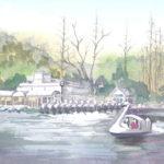 Episode10 : 湧き水と木陰のダブル冷却!大正時代の天然池プールへようこそ。