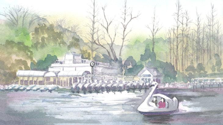 Episode7 : いよいよ桜の季節。井の頭と桜の歴史を、ふわっと紐解いてみましょう。