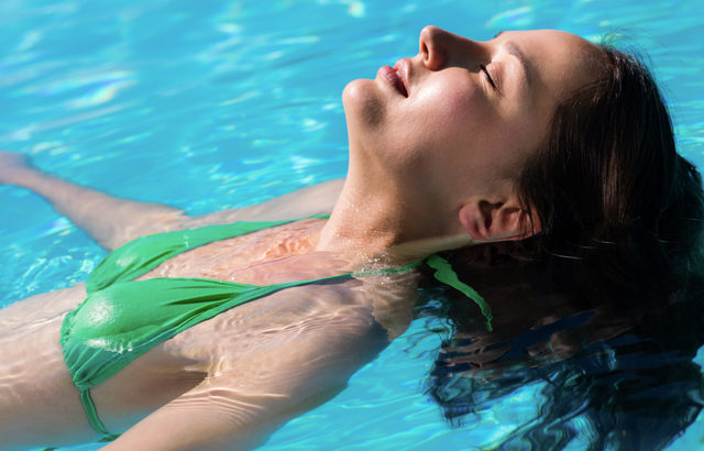 心と体を水にゆだねて自分が変わる「WATSU(ワッツ)」