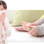 足の冷えは万病の元。足のケアで秋冬の風邪・鼻や喉の不調を克服しましょう。