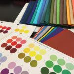 色の春夏秋冬。どこに自分が属するかが解れば、色の使い方が素敵に。